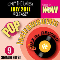 July 2011 Pop Hits Instrumentals — Off the Record Instrumentals