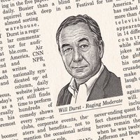 Raging Moderate — Will Durst
