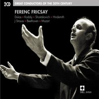 Ferenc Fricsay : Great Conductors of the 20th Century — Ferenc Fricsay