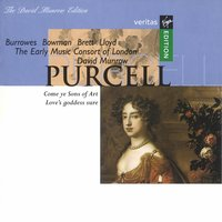 Purcell - Birthday Odes for Queen Mary — Norma Burrowes/James Bowman/Charles Brett/Robert Lloyd/Early Music Consort Of London/David Munrow, Генри Пёрселл