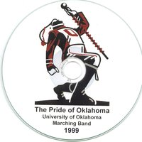 The Pride of Oklahoma 1999 — University of Oklahoma Bands, University of Oklahoma Marching Band, Gene Thrailkill