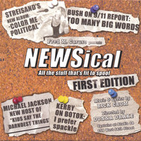 NEWSical - First Edition — Off Broadway Cast