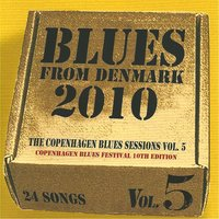 Copenhagen Blues Sessions, Vol. 5 — сборник