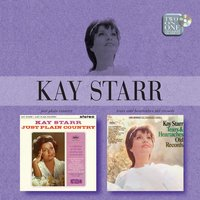 Just Plain Country/Tears And Heartaches Old Records — Kay Starr