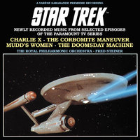 Star Trek, Vol. 1 — Royal Philharmonic Orchestra, Fred Steiner