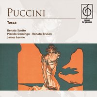 Puccini: Tosca - Opera in three acts — Джакомо Пуччини, James Levine/PhilharmoniaOrchestra