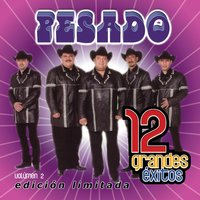 12 Grandes exitos  Vol. 2 — Pesado