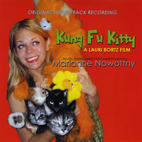 Kung Fu Kitty — Marianne Nowottny