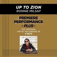 Up To Zion (Premiere Performance Plus Track) — Ronnie Milsap