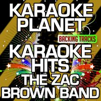 Karaoke Hits The Zac Brown Band — A-Type Player