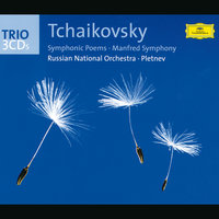 "Tchaikovsky: Symphonic Poems; ""Manfred"" Symphony — Russian National Orchestra, Михаил Плетнёв"