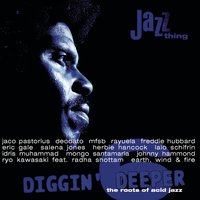 Diggin' Deeper - The Roots Of Acid Jazz Vol. 6 — сборник