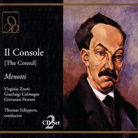 Il Console (The Consul) — Virginia Zeani, Gianluigi Colmargo, Giovanni Fioroni