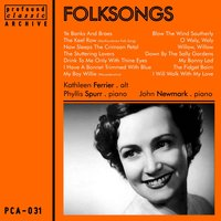 Folksongs — Robert Burns, Kathleen Ferrier