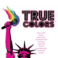 True Colors (Soundtrack to the Logo Documentary) — Constantine Maroulis, Amy Spanger, James Carpinello, The Rock Of Ages Cast