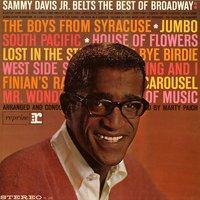 Sammy Davis Jr. Belts The Best Of Broadway — Sammy Davis, Jr.