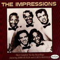 Their Complete Vee-Jay Recordings — The Impressions