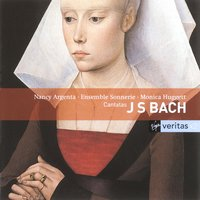 Bach - Cantatas — Иоганн Себастьян Бах, Nancy Argenta/Ensemble Sonnerie/Monica Huggett