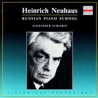 Russian Piano School: Heinrich Neuhaus, Vol. 4 — Александр Николаевич Скрябин, Николай Семёнович Голованов, Heinrich Neuhaus, The Great Symphony Orchestra of All-Union Radio and Television