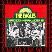 Ontario Motor Speedway, California, April 6th, 1974 — Eagles, Jackson Browne