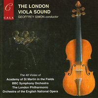 The London Viola Sound - Gershwin, Weill, Shostakovich, etc. — Geoffrey Simon