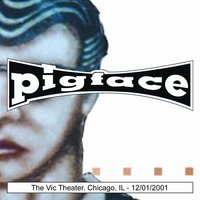 The Vic Theater, Chicago, IL 12/01/2001 — Pigface