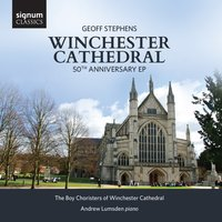 Winchester Cathedral: 50th Anniversary EP — Harold Arlen, Richard Rodgers, Geoff Stephens, Andrew Lumsden, The Boy Choristers of Winchester Cathedral, Winchester Cathedral Choristers, Andrew Lumsden, New Vaudeville Band