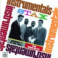 Stax Instrumentals — The Mar-Keys, Booker T. & The MG's