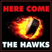 Here Come the Hawks — Instrumental All Stars, Twilight Trio, Da Stadium Organist, Júnior, Power Surge, Sports Machine