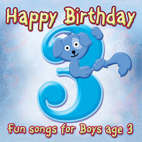 Happy Birthday Boy, Age 3 — Ingrid DuMosch, The London Fox Singers