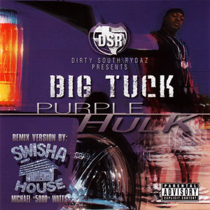 Big Tuck - Can't U See [Screwed] (feat. Lil' Ronnie & Double T)