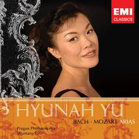 Mozart and Bach - Arias and Cantatas — Hyunah Yu, Shuntaro Sato, The City of Prague Philarmonic Orchestra, Вольфганг Амадей Моцарт, Иоганн Себастьян Бах