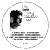 Mamão's Brake / Ah Que Legal — Ivan Conti