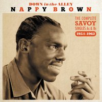 Down in the Alley - The Complete Savoy Singles As & Bsm 1954-1962 — Nappy Brown