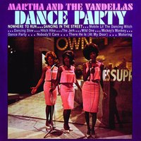 Dance Party — Martha Reeves and The Vandellas