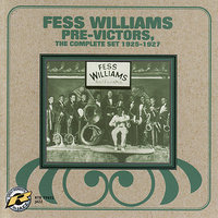Pre-Victors: The Complete Set 1925-1927 — Fess Williams