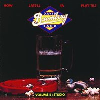 How Late'll Ya Play 'Till? — David Bromberg Band