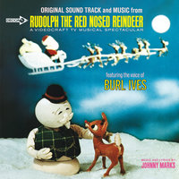 Rudolph The Red-Nosed Reindeer — Burl Ives