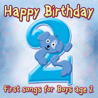 Happy Birthday Boy, Age 2 — Ingrid DuMosch, The London Fox Singers