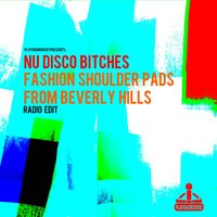 Fashion Shoulder Pads from Beverly Hills — Nu Disco Bitches