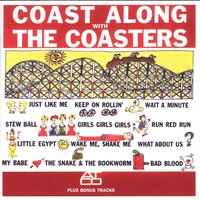 Coast Along With The Coasters — The Coasters