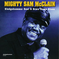 Sledgehammer Soul and Down Home Blues — Mighty Sam McClain