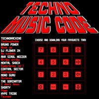 TECHNO MUSIC CODE — сборник