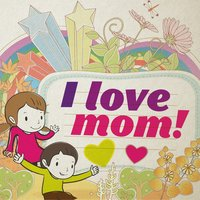 I Love Mom! — Flies on the Square Egg