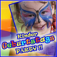 Kinder Geburtstagsparty / My Birthday Party — The Party Kids
