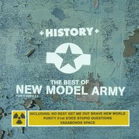 History - The Best Of New Model Army — New Model Army