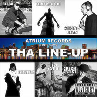 Atrium Records Presents: Tha Line-Up — сборник