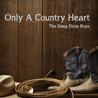 Only a Country Heart — The Deep Dixie Boys