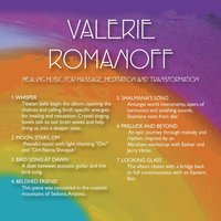 Healing Music for Massage, Meditation and Transformation — Valerie Romanoff