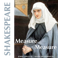 Shakespeare: Measure For Measure — John Gielgud
